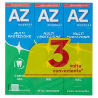 Dentifricio Multi Protezione Az Conf. Da 3