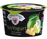 Yogurt Bio Latte Fieno Lime Zenzero Vipiteno