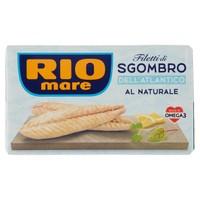 Sgombro Atlantico Al Naturale Rio Mare