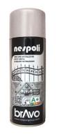 Spray Acrilico Metallizzato Con Glitter Grigio Forgiato Nespoli Ml . 400