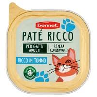 Per Gatti Pat Con Tonno Bennet