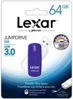 Memoria Usb 3 . 0 Jumpdrive 64 gb Lexar