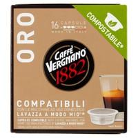 Capsule Arabica Vergnano Compatibili Modo Conf . Da 16