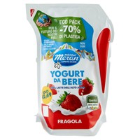 Yogurt Da Bere Fragola Merano