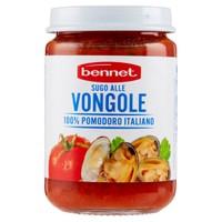 Sugo Con Vongole Bennet