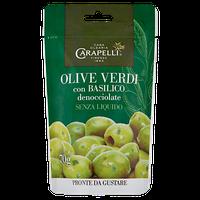 Olive Nere Denociolate Senza Liquido Carapelli