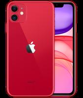 Smartphone Iphone 11 Apple Rosso