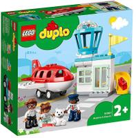 Aereo E Aereoporto Lego Duplo 2+