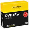 T2 DVD+RW 4.7 10PZ INT
