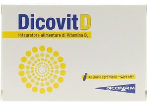 P-DICOVIT-D 45 PERLE