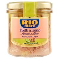 Filetti Di Tonno Limone E Zenzero Rio Mare