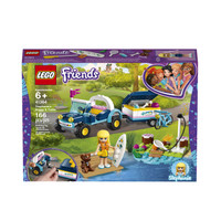 Buggy Con Rimorchio Di Stephanie Lego Friends