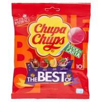Chupa Chups The Best Of Confezione 10 Lollipops