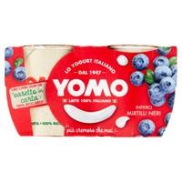 Yogurt Yomo Mirtilli Neri 2 Da Gr . 125