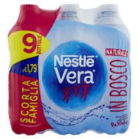 Acqua Naturale Nestlé Vera 9 Da L . 0 , 5