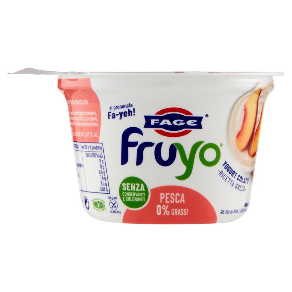 FRUYO 0% PESCA