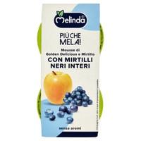 Purea Mela Integrale E Mirtillo Melinda