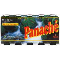 Birra E Gassosa Panache ' 10 Bottiglie Da Cl . 25