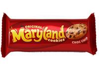Biscotti Con Gocce Di Cioccolato Maryland