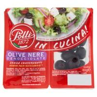 Polli Olive Nere Denocciolate