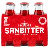 Analcolico Sanbitter Rosso 6 Da Ml . 100