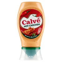 Salsa Hot Chicken Calv