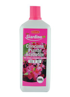 Concime Liquido Kg 1 Per Acidofile Azalee , rododendri , camelie Bennet