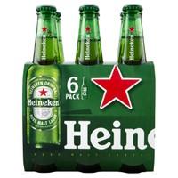 Birra Heineken 6 Bottiglie Da Cl . 33