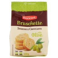 Bruschette Alle Olive Bennet
