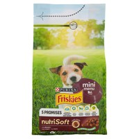 Alimento Secco Per Cani Friskies Nutrisoft Mini