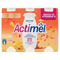 Actimel Mango Curcuma Goji Danone 6 Da Ml . 100