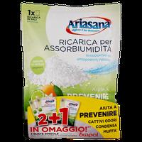 Ariasana Ricarica Inodore 3 x 450 g 2 + 1 Gratis