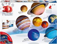 Il Sistema Planetaro 3 d Puzzleball