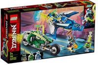 I Bolidi Di Velocita ' Moto E Aereo Lego Ninjago