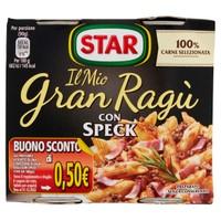 Gran Ragù Star Con Speck 2 Da Gr . 180
