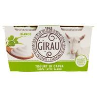 Yogurt Di Capra Bianco Fattorie Girau 2 Da Gr.125