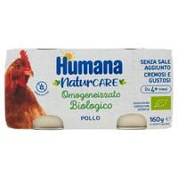 Omogeneizzato Di Pollo Bio Humana