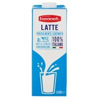 Latte Parzialmente Scremato Uht Bennet