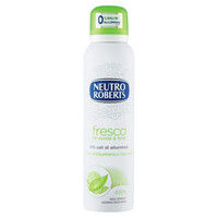 Deodorante Spray Neutro Roberts Fresco Lime