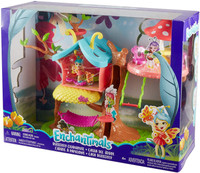 Playset Enchantimals Clubhouse Delle Farfalle