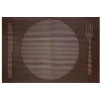 Tovaglietta Americana Dinner Cioccolato