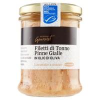 Filetti Di Tonno Pinne Gialle Msc In O . o . selezione Gourmet Bennet