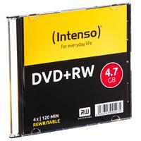 Confezione Singola Dvd+rw 4,7gb Speed 16x Intenso
