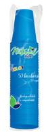 Bicchieri Usa&Getta In Bioplastica Azzurri Natural Bibo Conf. Da 50
