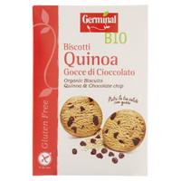 Biscotti Quinoa Con Gocce Di Cioccolato Senza Glutine Bio Germinal