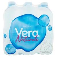 Acqua Naturale Vera 500 x 6