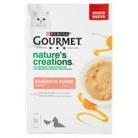 Snack Gatti Pure' Nature's Creations Purina Al Salmone