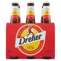 Birra Dreher 6 Bottiglie Da Cl . 33