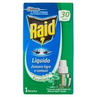 Ricarica Per Elettroemanatore Liquido Profumato All ' eucalipto Raid 30 N