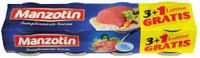 Carne In Scatola Manzotin 3 + 1 Da Gr . 80